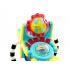 Hračku s přísavkou lze postavit na pult vysoké židličky, stůl apod. Hračka rozvíjí jemnou motoriku dítěte a učí jej vztahu příčina - následek.