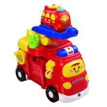 Vtech Tut Tut - Velké hasičské auto CZ