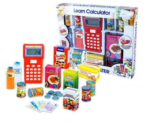 Rappa Pokladna se čtečkou EAN kódů a kalkulačkou