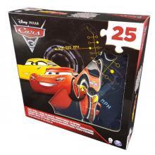 Spin Master Pěnové puzzle Cars 3 25 ks