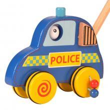 Fiesta Crafts Policejní auto na tyči 2v1