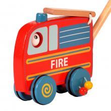 Fiesta Crafts Požární auto na tyči 2v1