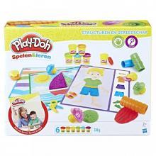 Hasbro Play-Doh Textury & Nástroje
