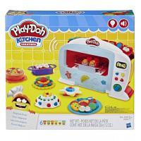 Hasbro Play-Doh Mikrovlnná trouba s efekty