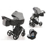 Kočárek Junama Fashion Pro s autosedačkou BabySchild