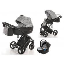 Kočárek Junama Fashion Pro s autosedačkou BabySchild Yannie 2020
