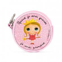 Label Tour, Dětská peněženka Princezna
