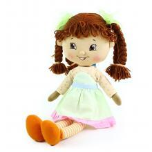 Rappa Hadrová panenka Maruška 50 cm