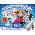 Jiri Models Album se samolepkami Frozen - Ledové království