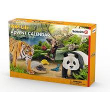 Adventní kalendář Schleich - Africká zvířata