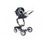 Autosedačka Mima iZi Go Modular skupiny 0+ je určena pro váhovou kategorii 0–13 kg (od narození do cca 12 měsíců).