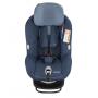 Maxi-Cosi MiloFix je konvertibilní IsoFixová autosedačka, vhodná od narození do cca 4 let věku dítěte. Nejdříve se používá v poloze proti směru jízdy, od narození do cca 15-18 měsíců, potom se otočí dopředu a používá se jako klasická autosedačka pro batolata v poloze po směru jízdy.