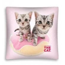 Faro povlak na polštářek The Cat Koťata micro 40x40 cm