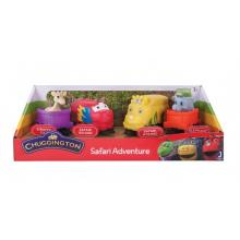 Chuggington - 4-pack Safari park