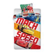 Faro Bavlněné povlečení Cars Speed 140x200 cm