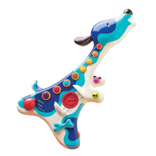 B-Toys Elektronická kytara pejsek Woofer