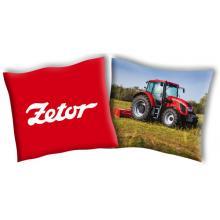 SDS povlak na polštářek Traktor Zetor 4, 40x40 cm