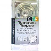 Tommee Tippee Náhradní savička C2N, variabilní průtok, 0m+, 2ks