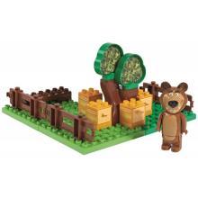 Big PlayBIG BLOXX Máša a medvěd Míšova zahrádka