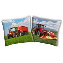 SDS povlak na polštářek Traktor Zetor 3, 35x35 cm