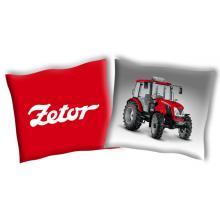 SDS povlak na polštářek Traktor Zetor 2, 40x40 cm