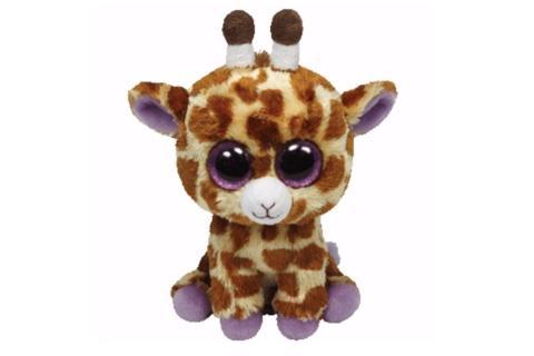 4aabd98d87e Ty Beanie Boos SAFARI 15 cm - žirafka