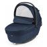 Set Modular XL je jedinečným systémem pro Vaše miminko od narození do 3 let. Dokoupením kočárku nebo samostatného podvozku Peg Pérego se stane Váš systém dokonalým a praktickým na Vašich cestách i v domácnosti. Součástí sestavy je: NAVETTA XL - korbička, Primo Viaggio SL - autosedačka, Borsa  - taška na pleny s přebalovací podložkou.