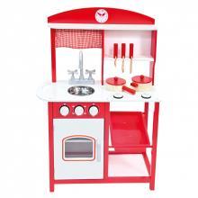 Bino Dětská kuchyňka s příslušenstvím 5ks