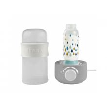 Beaba Ohřívačka kojeneckých lahví Babymilk Second šedá