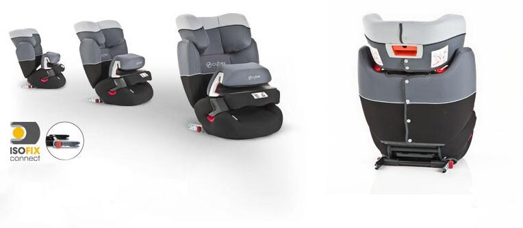 autoseda ka cybex isis fix cbx line 2015 sl n. Black Bedroom Furniture Sets. Home Design Ideas