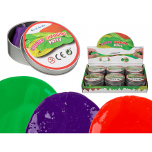 Mac Toys Chytrá plastelína - měnící barvu