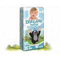 DOLLANO Baby premium XL (10-17 kg) 50 ks - jednorázové plenky