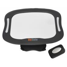 BeSafe Baby mirror XL with light zrcátko