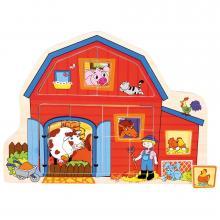 Bino Puzzle Farma