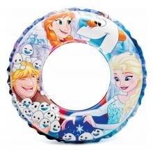 Intex Nafukovací kruh Frozen - Ledové království 51 cm, 3-6 let