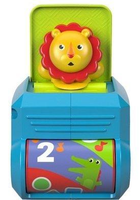 Mattel Fisher-Price Hudební krabička s překvapením