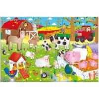 ADC Blackfire Velké podlahové puzzle – na farmě (KOPIE)