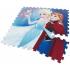 Velké pěnové puzzle Frozen. Rozměry složeného obrázku cca 90 x 90 cm. Obsahuje 9 dílků. Rozměr jednoho dílku 31 x 31 cm. Rozměry balení cca 31 x 31 x 9 cm. Věk 3+