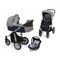 Kočárek Baby Design Dotty s autosedačkou Baby Design Leo