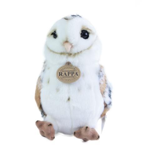 Rappa plyšová sova, 22 cm