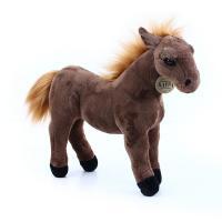 Rappa plyšový kůň hnědý, 29 cm