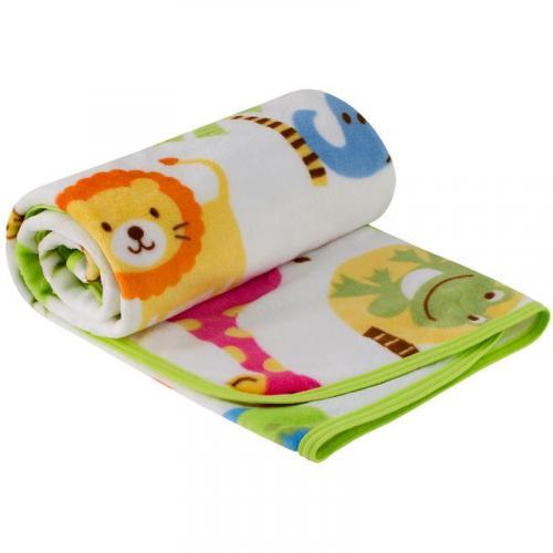 Esito Dětská deka mikroplyš ZOO 75x100 cm