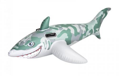 Bestway Nafukovací žralok, 1,83m x 1,02m