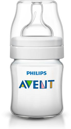 Avent láhev Classic+ 125 ml, 1 ks