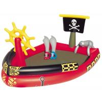Bestway Nafukovací bazén - pirátská loď 190x140x96cm