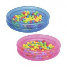 Bestway Nafukovací bazének s míčky, průměr 91cm, výška 20cm