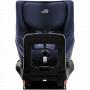 DUALFIX M i-SIZE autosedačka otočná o 360° pro děti od 61 do 105 cm. Vhodná od 3 měsíců do 4 let |61 - 105 cm| 18 kg. Díky rotaci o 360° můžete autosedačku použít v obou směrech jak proti směru jízdy tak po směru jízdy. Díky bočnímu natáčení ke dveřím auta je usazení a připoutání Vašeho dítěte velmi snadné.