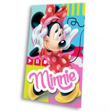 Euroswan fleece deka Minnie Music 100x150 cm