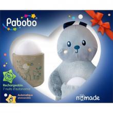 Pabobo automatické noční světlo Nomade GIFT BOX Bunny