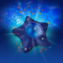 Pabobo Star Projector Calm Ocean - baterie